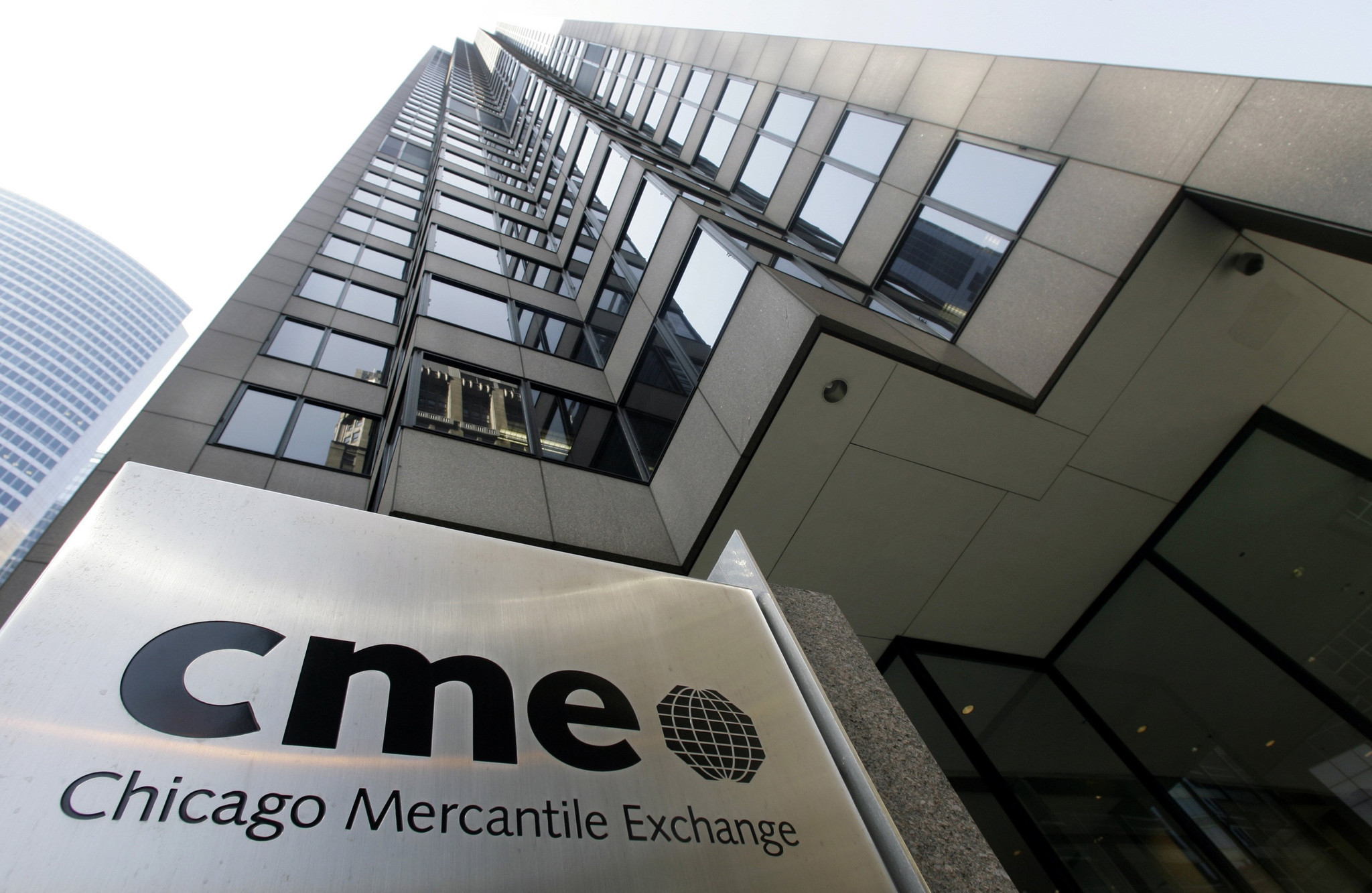 the CME's positive impact on the bitcoin price